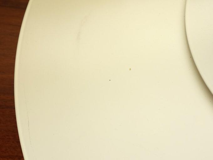 ヴィンテージ照明アイボリーシェード 詳細