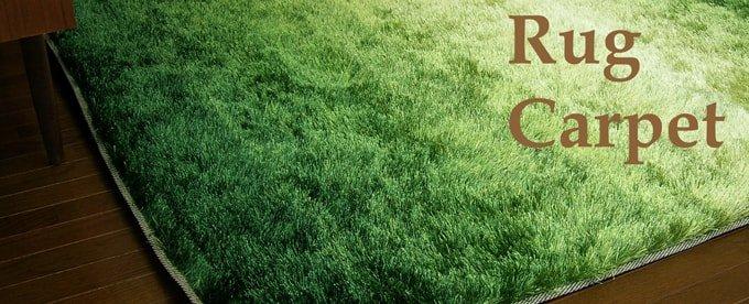 北欧スタイルがかなうお洒落なラグカーペット
