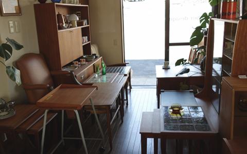 北欧ヴィンテージ家具ショップ・amber design