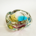 ac0219ムラノガラス灰皿