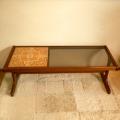 ft0200G-PLANガラス&タイルテーブル