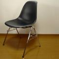 ft0221イームズ(Eames)シェルチェアDSSブラック
