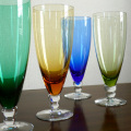 tw0143ビンテージ・カラーグラス