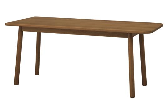 低めダイニングテーブル 幅150cm