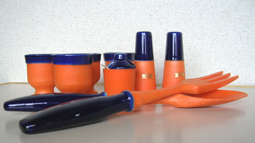 tw0051白山陶器モーニングセット