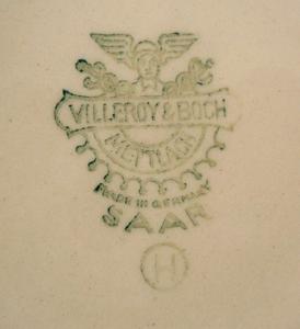 tw0167 Villeryo & Bochのカップ&ソーサー ペアセット