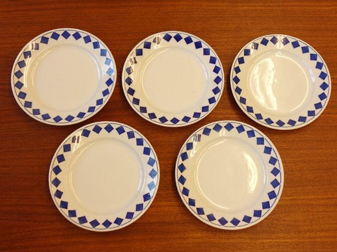 アンティーク デザート皿
