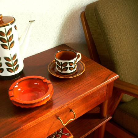 tw0202ベルギーBOCH rambouilletカップ&ソーサー*amber design*北欧家具やビンテージ雑貨等のインテリア通販