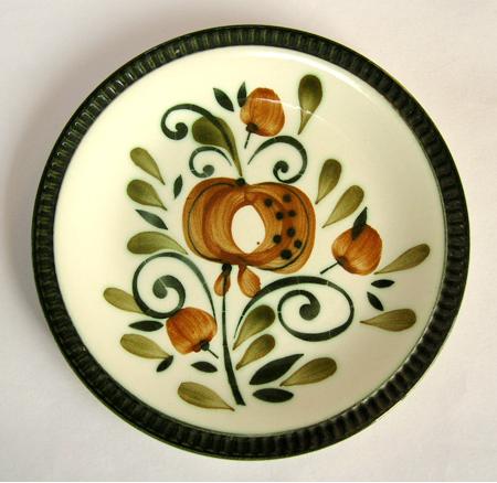 アンティーク食器BOCHデザート皿