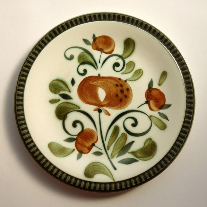 BOCH アルジャントゥイユ デザート皿