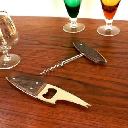 tw0236コルクスクリューと栓抜きのセット!*amber design*北欧家具やビンテージ雑貨等のインテリア通販