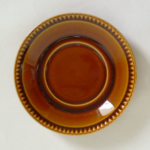 ビンテージBOCH陶器ソーサー