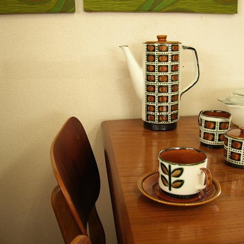 BOCH陶器コーヒーポット
