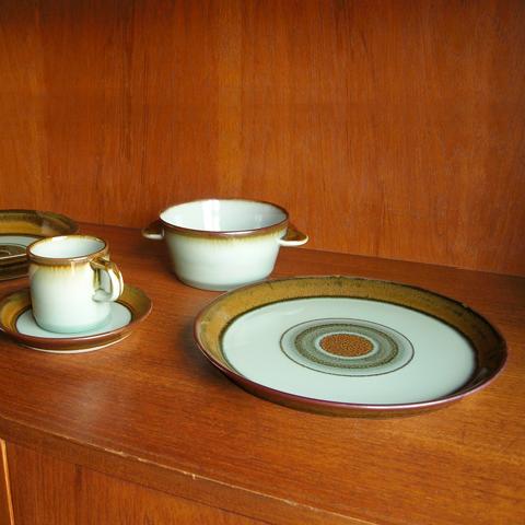デシレ皿 北欧ヴィンテージ食器