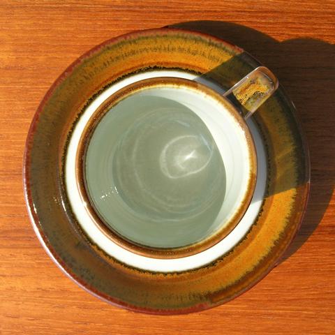 デンマークdesireeカップ&ソーサー