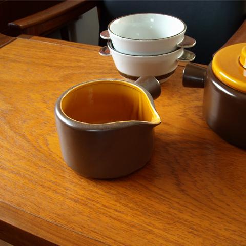 ビンテージ食器 ソースパン