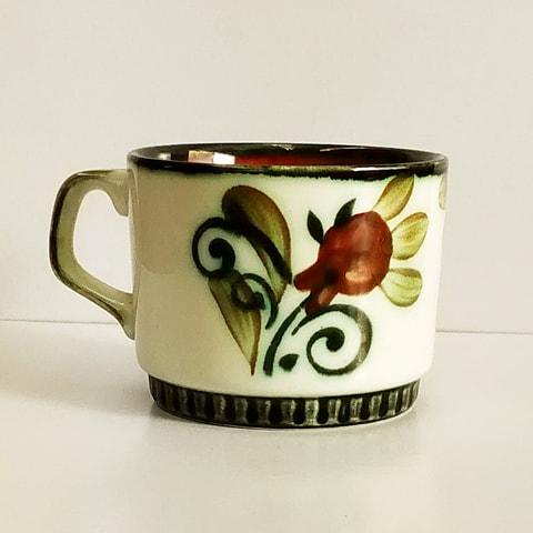 アンティーク食器BOCHコーヒーカップ
