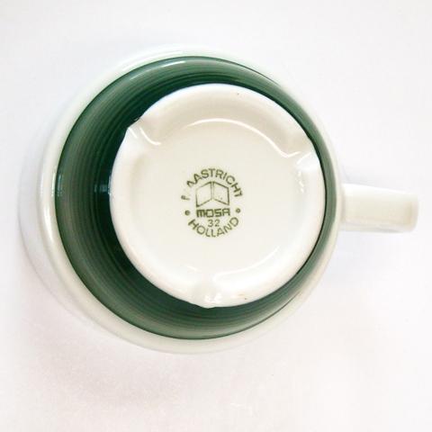 コーヒーカップ刻印mosa
