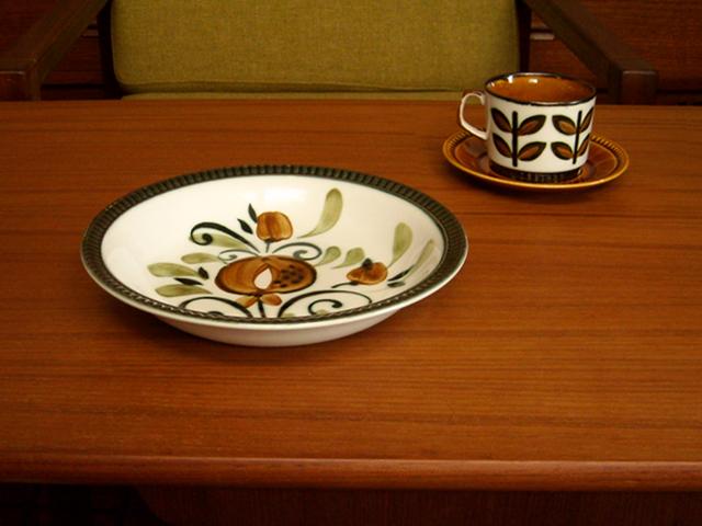 アンティークBOCHアルジャントゥイユ スープ皿