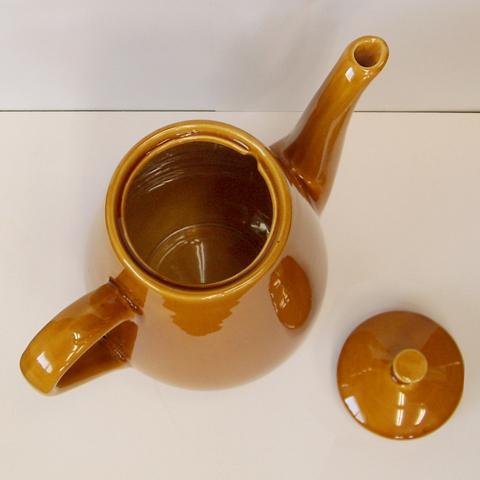 ティーポット ビンテージ陶器