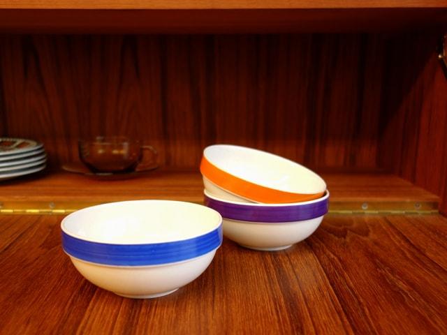 ビレロイボッホの陶器ボウル アンティーク食器