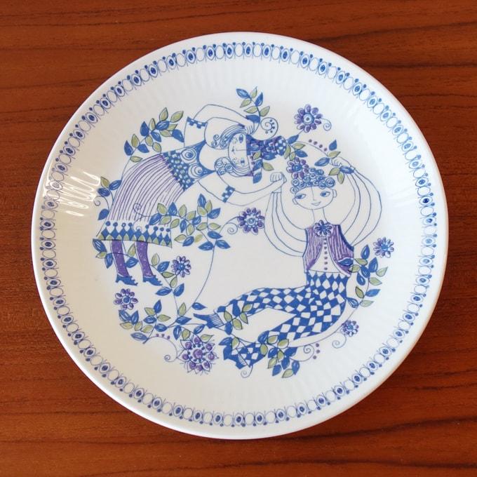 Figgjoフィッギオ・デザート皿Lotte