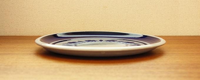アンティークBOCHデザート皿