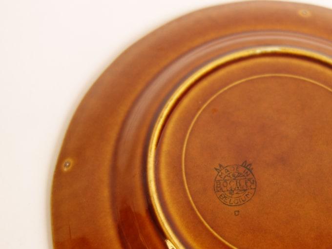 BOCHヴィンテージ皿裏面 刻印