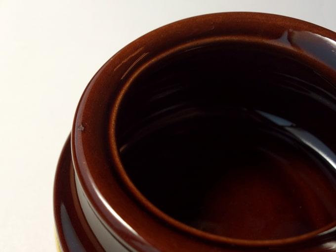 ドイツ製ヴィンテージ陶器淵