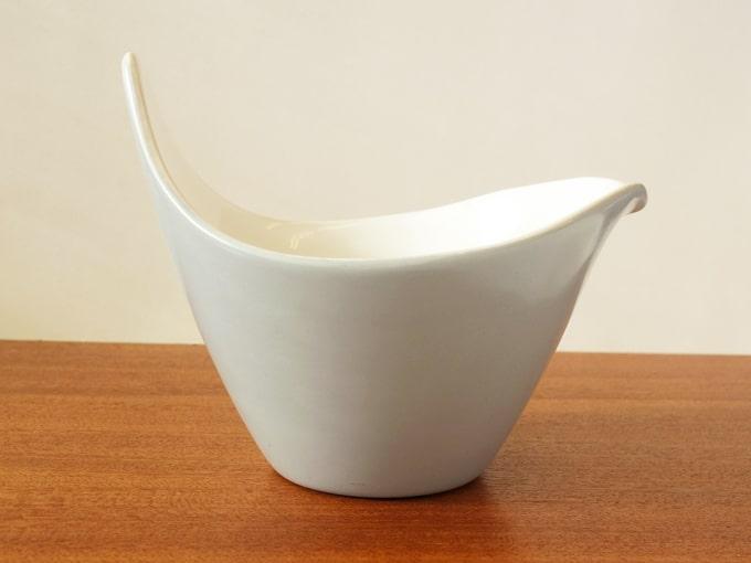 ヴィンテージ陶器ミルクピッチャー ミッドセンチュリー