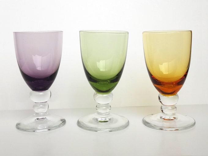 オランダ製ショットグラス3個セット