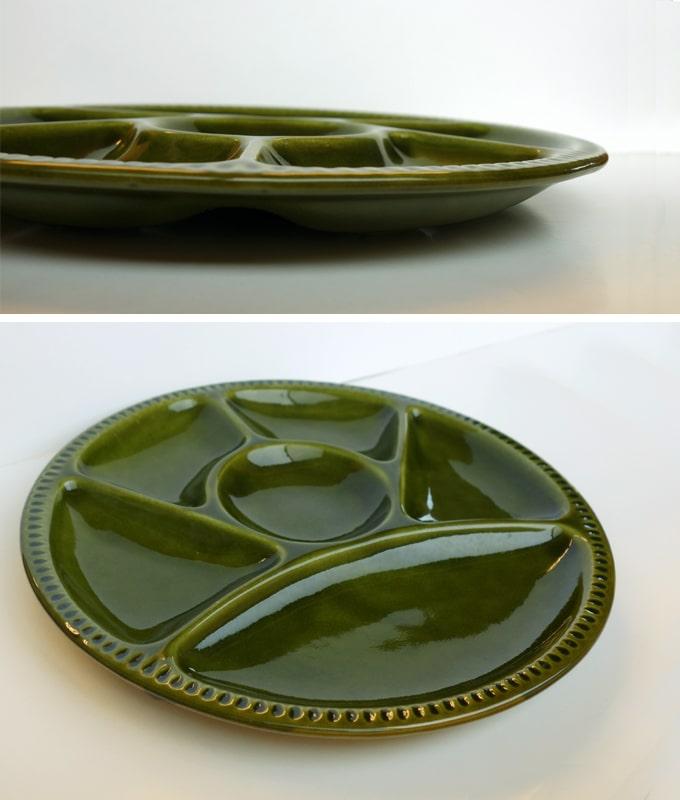 ブランチにもおすすめの仕切り皿